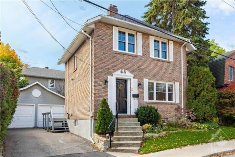 House for sale at 12 Lindenlea Rd Ottawa Ontario - MLS: 1215299