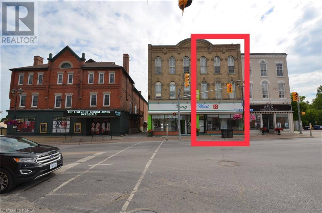 Commercial property for lease at 12 Lindsay St Lindsay Ontario - MLS: 206483