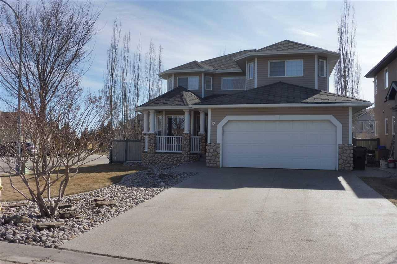House for sale at 12 Linksview Ct Spruce Grove Alberta - MLS: E4195369