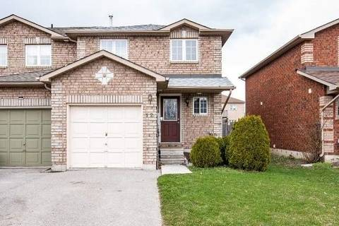 Townhouse for sale at 12 Lion's Gate Blvd Barrie Ontario - MLS: S4746890