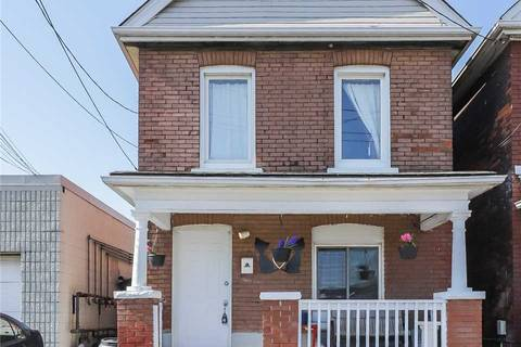 House for sale at 12 Lloyd St Hamilton Ontario - MLS: X4514864