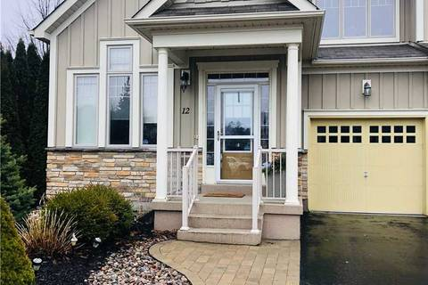 Townhouse for sale at 12 Loggers Gt Wasaga Beach Ontario - MLS: S4735243