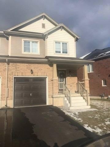 Townhouse for rent at 12 Longboat Run  Brantford Ontario - MLS: X4653856