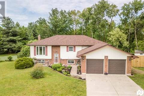 House for sale at 12 Longwood Cres New Lowell Ontario - MLS: 30743314