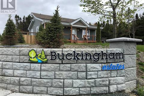 Residential property for sale at 0 Buckingham Estates Unit 12 Conception Bay South Newfoundland - MLS: 1197908