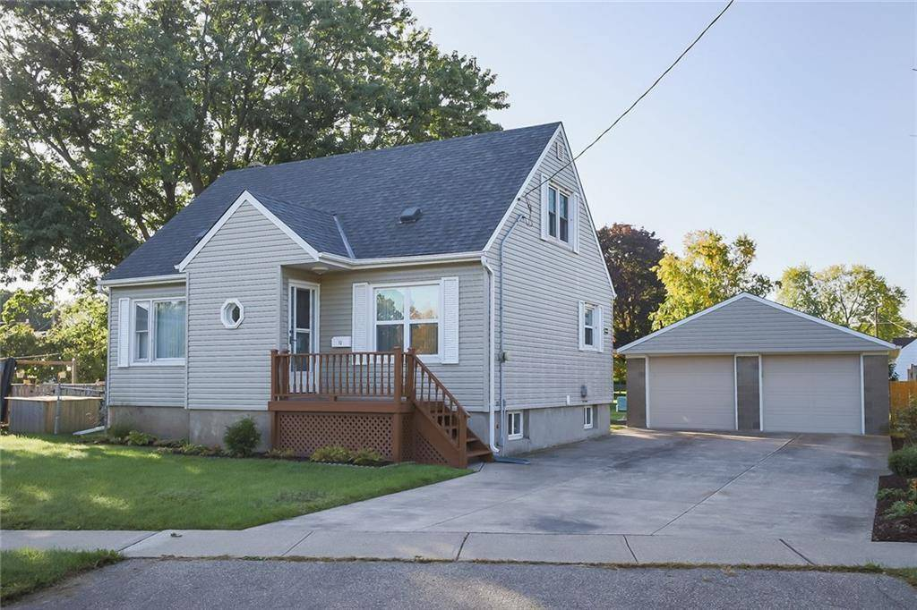 House for sale at 12 Manor Rd St. Catharines Ontario - MLS: 30770116