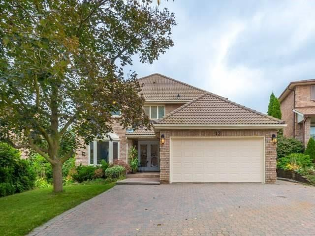 Sold: 12 Marchwood Crescent, Richmond Hill, ON