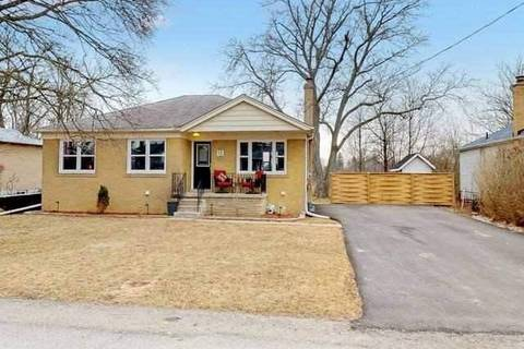 House for sale at 12 Margaret St Halton Hills Ontario - MLS: W4685090