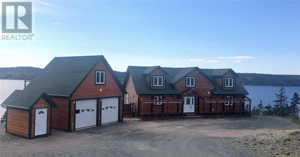 House for sale at 12 Marina Dr Holyrood Newfoundland - MLS: 1199641