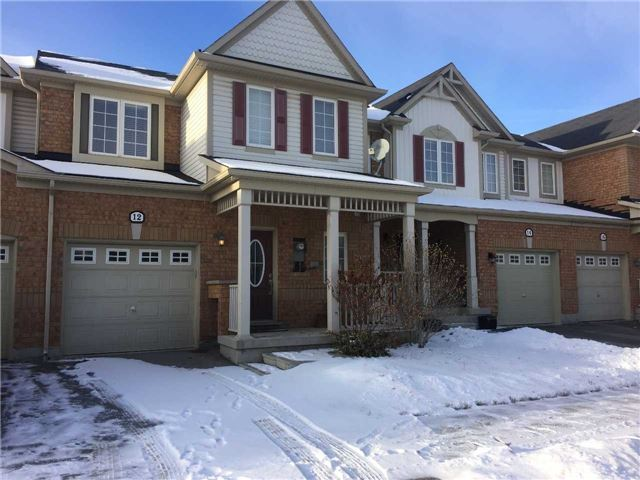 Sold: 12 Mccandless Court, Milton, ON