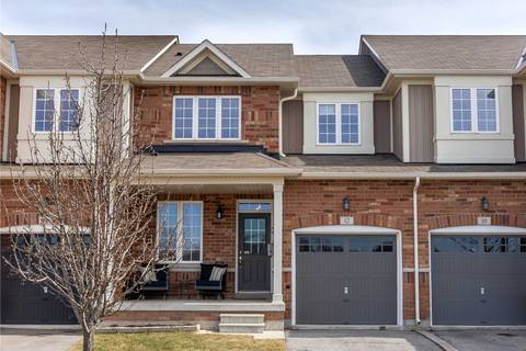Townhouse for sale at 12 Mccurdy Ave Hamilton Ontario - MLS: X4415818
