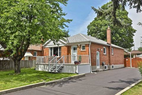 House for sale at 12 Melody Rd Toronto Ontario - MLS: W4520220