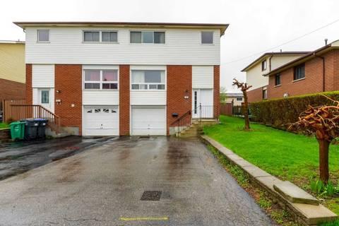 Townhouse for sale at 12 Merton Rd Brampton Ontario - MLS: W4449979