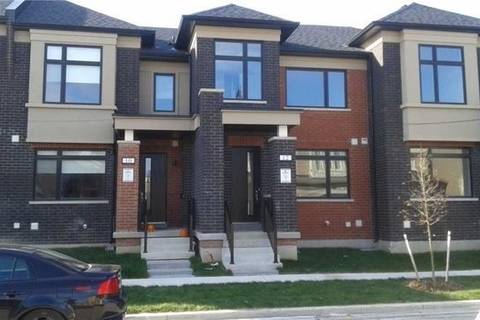Townhouse for sale at 12 Military Cres Brampton Ontario - MLS: W4656863