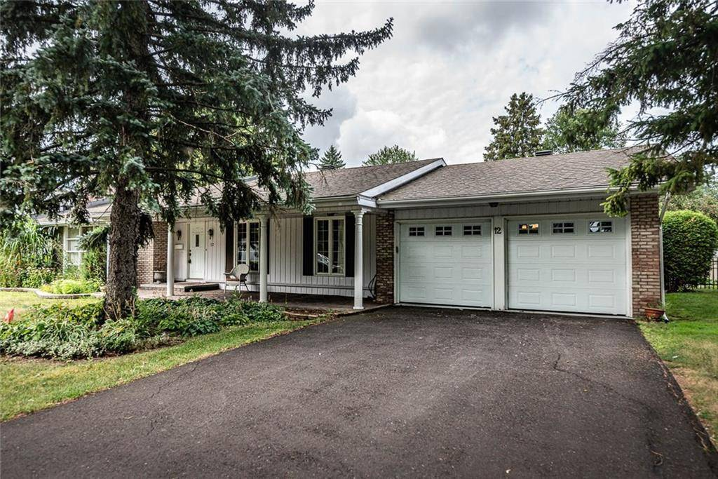 House for sale at 12 Mohawk Cres Ottawa Ontario - MLS: 1166153