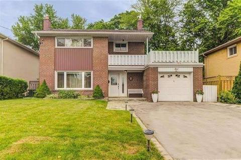 House for rent at 12 Monarchwood Cres Toronto Ontario - MLS: C4644027