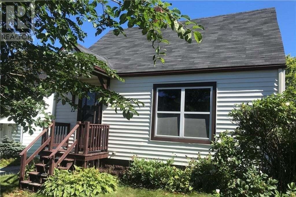 House for sale at 12 Montgomery Cres Saint John New Brunswick - MLS: NB048677