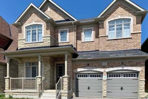 House for rent at 12 Nadmarc St Brampton Ontario - MLS: W4777353