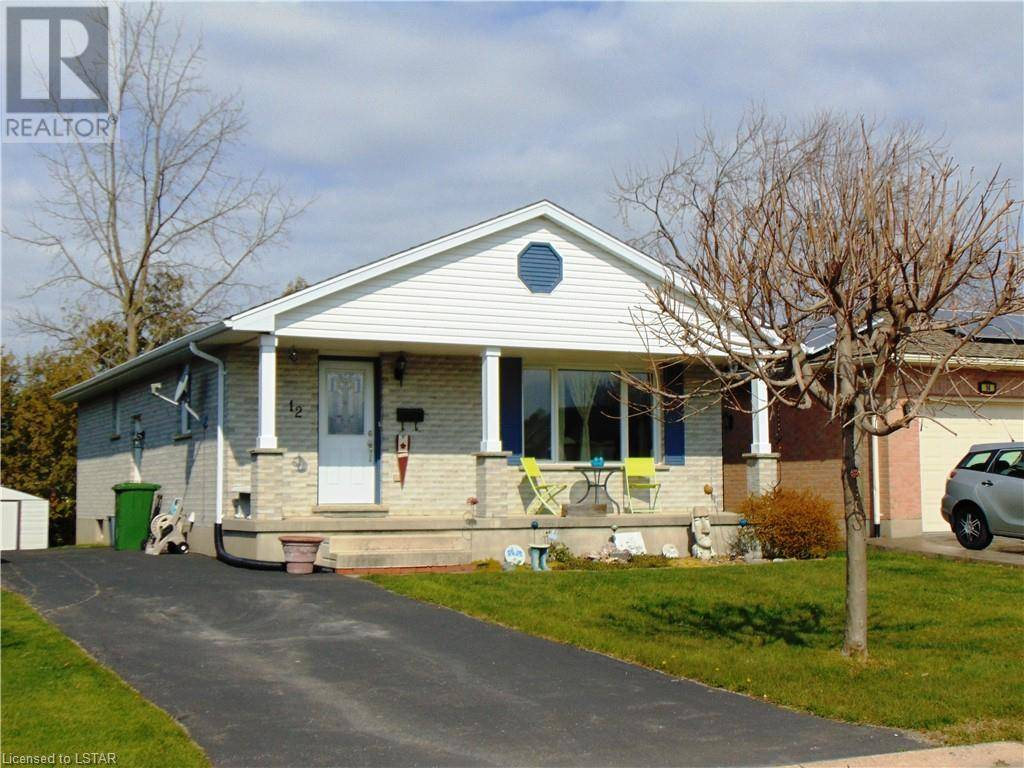 House for sale at 12 Neal Ave St. Thomas Ontario - MLS: 256651