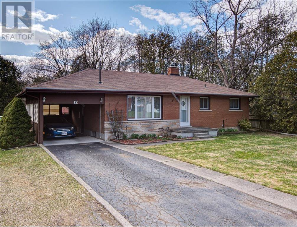 House for sale at 12 Norman Ln Cambridge Ontario - MLS: 30801367