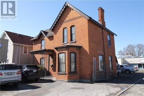 Commercial property for sale at 12 North Front St Belleville Ontario - MLS: 184401