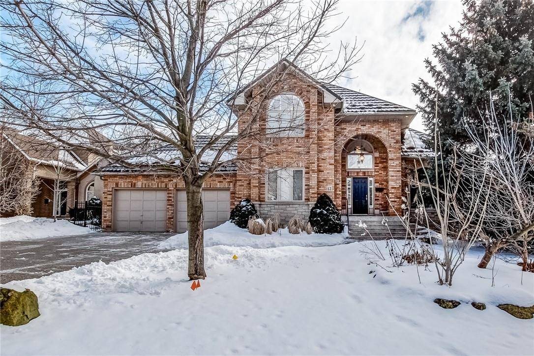 House for sale at 12 Oldoakes Pl Ancaster Ontario - MLS: H4072514