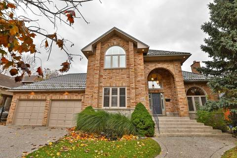 House for sale at 12 Oldoakes Pl Hamilton Ontario - MLS: X4644849
