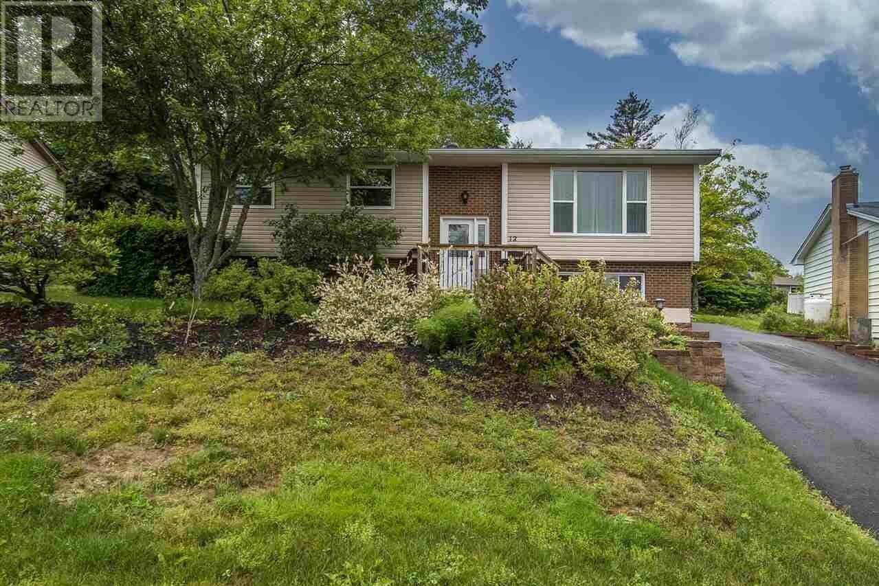 House for sale at 12 Orquel Ct Dartmouth Nova Scotia - MLS: 202012790