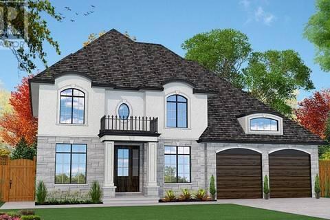 House for sale at 12 Oscar Davis Ct Strathroy Ontario - MLS: 175088