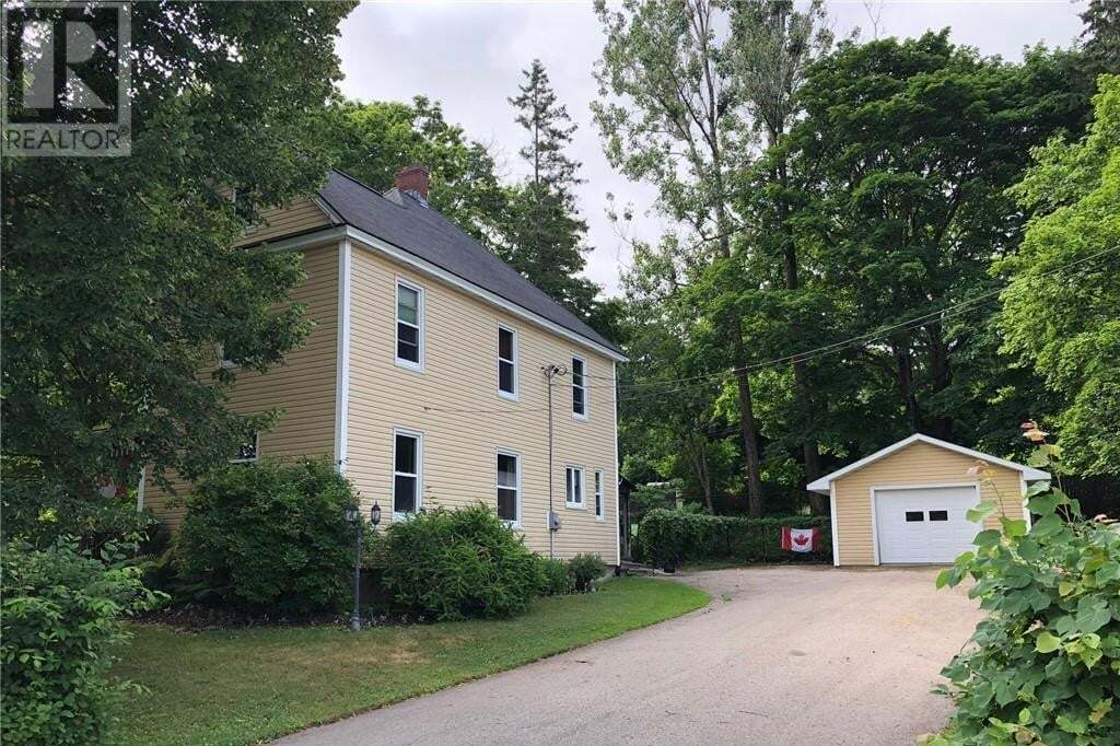 House for sale at 12 Oxford St Sussex New Brunswick - MLS: NB045498
