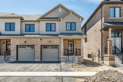 Townhouse for rent at 12 Pagebrook Cres Hamilton Ontario - MLS: X4682177