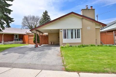 House for sale at 12 Pakenham Dr Toronto Ontario - MLS: W4442209