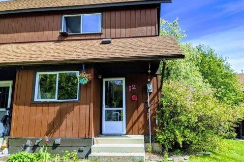 Townhouse for sale at 12 Patricia Pl Jasper Alberta - MLS: A1019060