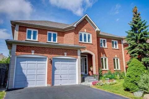 House for sale at 12 Pilgrim Dr Markham Ontario - MLS: N4891457