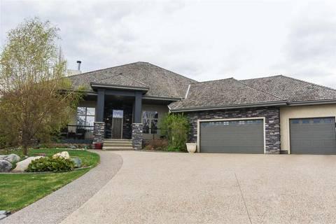 House for sale at 12 Pinnacle Pl Rural Sturgeon County Alberta - MLS: E4158169
