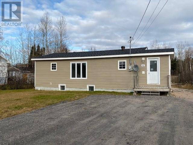House for sale at 12 Pleasant Ave Happy Valley - Goose Bay Newfoundland - MLS: 1193275