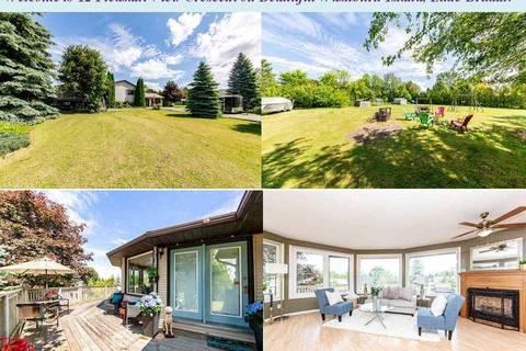 House for sale at 12 Pleasant View Cres Kawartha Lakes Ontario - MLS: X4493645