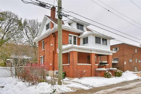 House for sale at 12 Poplar Ave Hamilton Ontario - MLS: X4643026