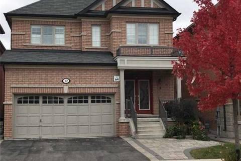 House for rent at 12 Porcelain Terr Toronto Ontario - MLS: E4609090