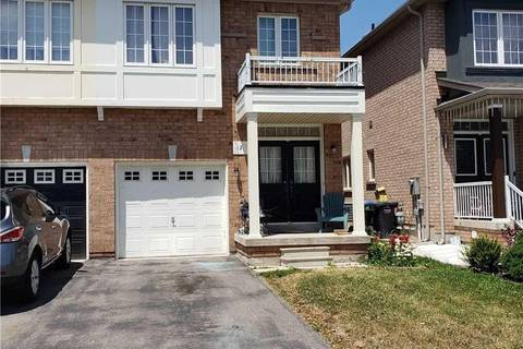 Townhouse for sale at 12 Portrush Tr Brampton Ontario - MLS: W4547420