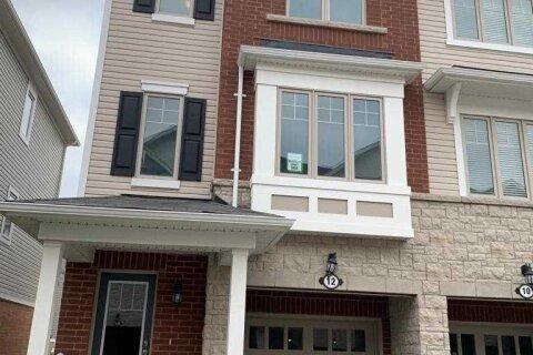 Townhouse for rent at 12 Rapids Ln Hamilton Ontario - MLS: X5055401