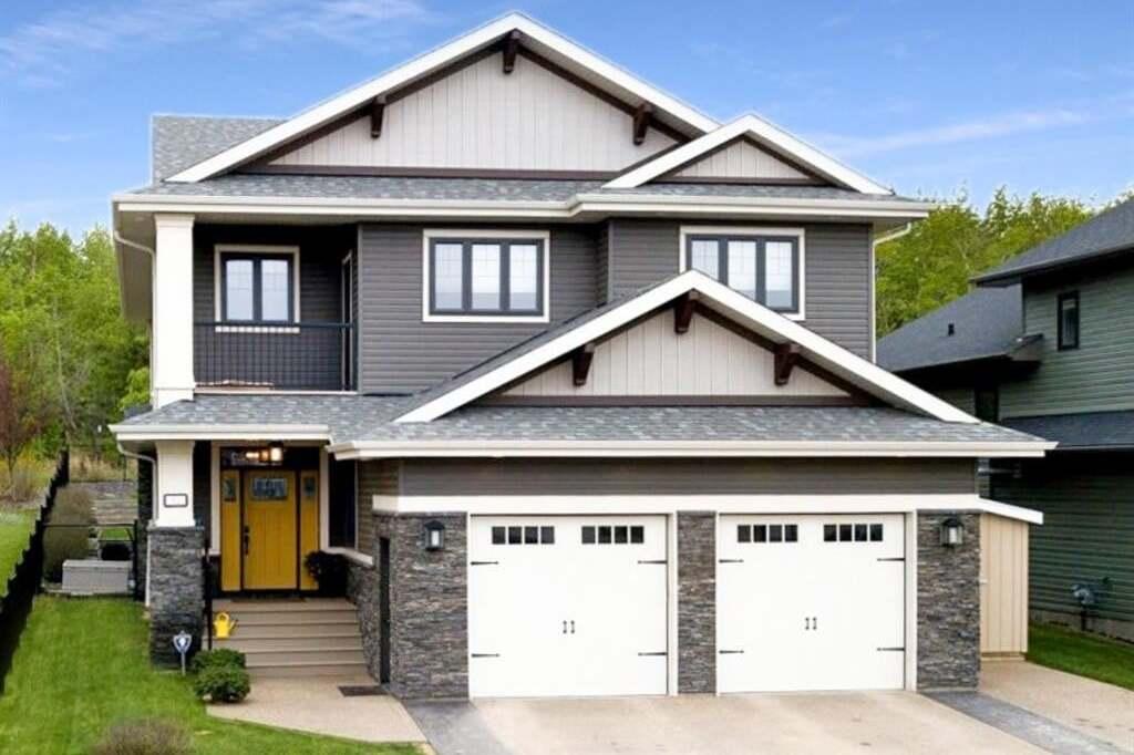 House for sale at 12 Regal Ct Sylvan Lake Alberta - MLS: A1002114