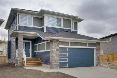 House for sale at 12 Reunion Loop  Airdrie Alberta - MLS: C4302649