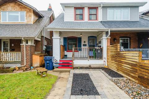 Townhouse for sale at 12 Rhyl Ave Toronto Ontario - MLS: E4730761