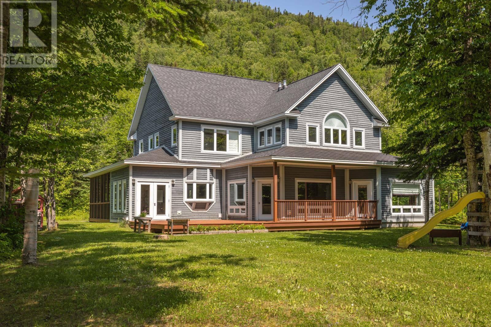 House for sale at 12 Riverside Dr Humber Valley Resort Newfoundland - MLS: 1191049