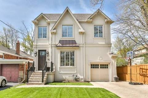 House for sale at 12 Robbie Ave Toronto Ontario - MLS: C4490180