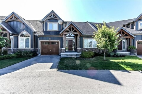 Townhouse for sale at 12 Robbie Wy Collingwood Ontario - MLS: 40037556