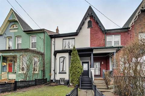 Townhouse for sale at 12 Robinson St Toronto Ontario - MLS: C4751451