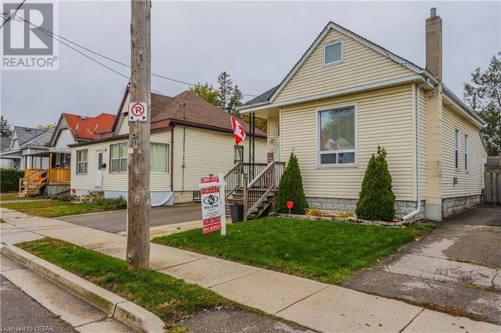House for sale at 12 Rosewood Ave London Ontario - MLS: 230652