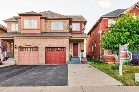 Townhouse for sale at 12 Rotunda St Brampton Ontario - MLS: W4816819